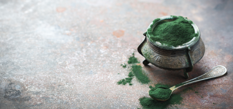 With the Help of Spirulina Against Global Warming