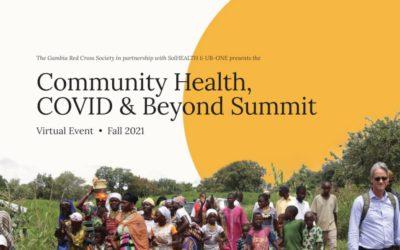 Community Health, COVID & Beyond Summit